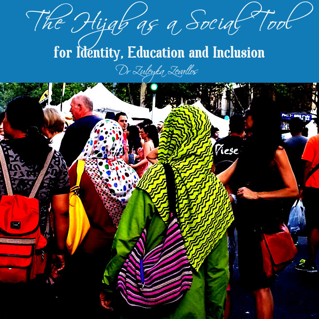 Hijab as a social tool identity education