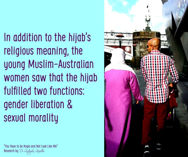 Hijab social values