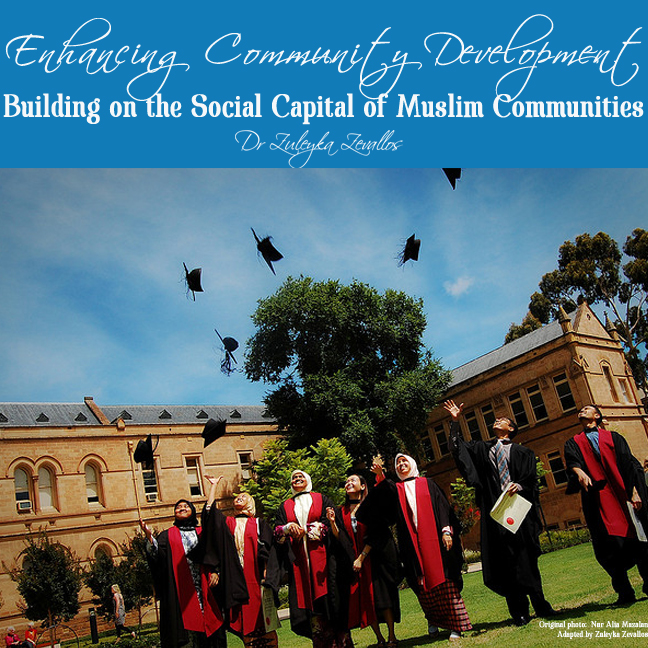 Community Development Building Social Capital Australian Muslims Zuleyka Zevallos