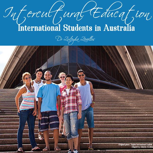 Context and Outcomes of Intercultural Education Amongst International Students in Australia