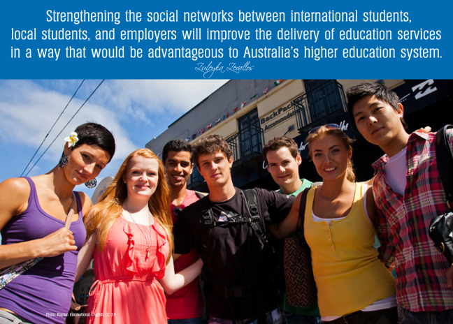 Benefits of intercultural education in Australia