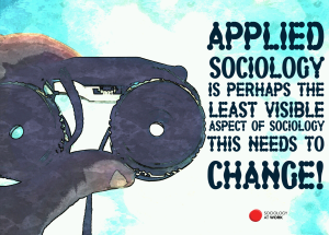 Applied Sociology Visible