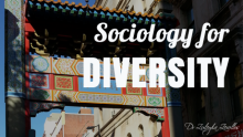 Sociology for Diversity by Zuleyka Zevallos