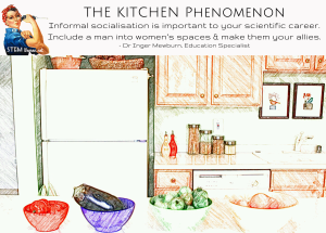 Kitchen Effect - Inger Mewburn