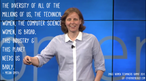 Megan Smith: STEM Woman in the White House