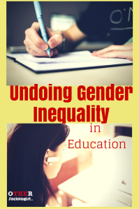 Undoing Gender Inequality