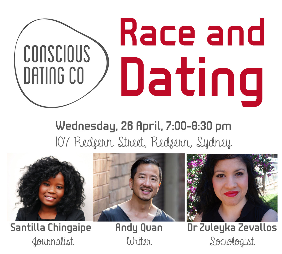 Conscious Dating - Race and Dating
