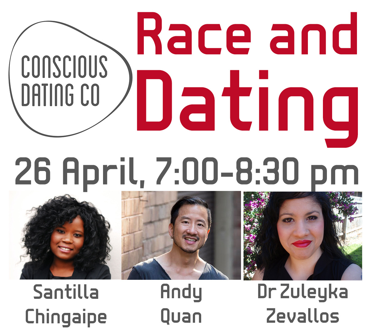 Conscious Dating: Race and Dating